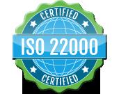 Konesto ISO 22000